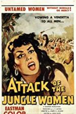 Attack Of The Jungle Women