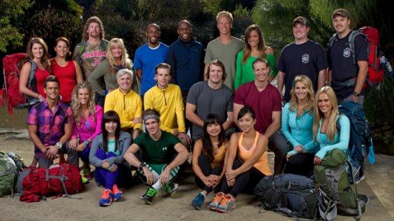 The Amazing Race: Season 22