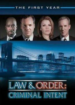 Law & Order: Criminal Intent: Season 1
