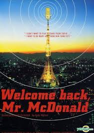 Welcome Back Mr Mcdonald