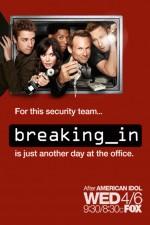 Breaking In: Season 2