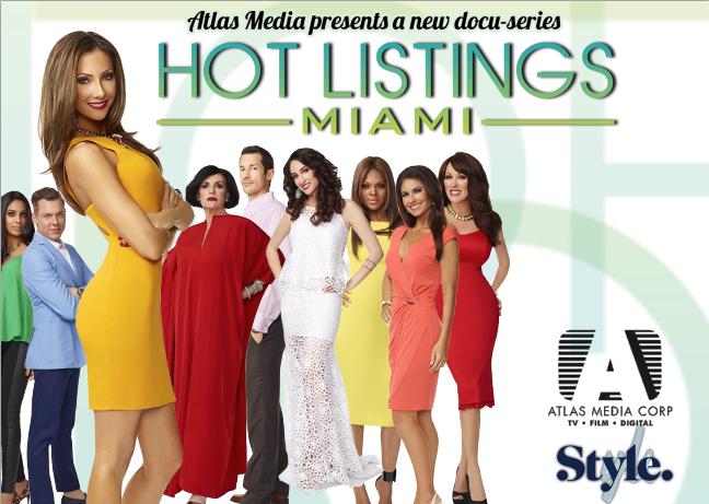 Hot Listings Miami: Season 1