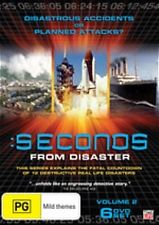 Seconds From Disaster: Season 2