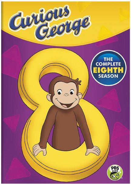 Curious George: Season 8