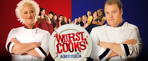 Worst Cooks In America: Season 6