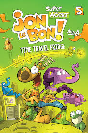 Super Agent Jon Le Bon