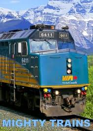 Mighty Trains: Season 1