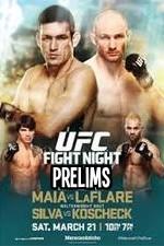 Ufc Fight Night 62: Maia Vs. Laflare Prelims (2015)