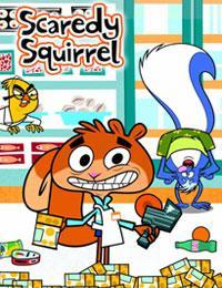 Scaredy Squirrel: Season 1