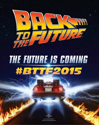 Back To The 2015 Future