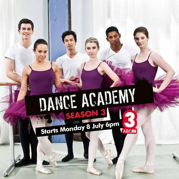 Dance Academy: Season 3