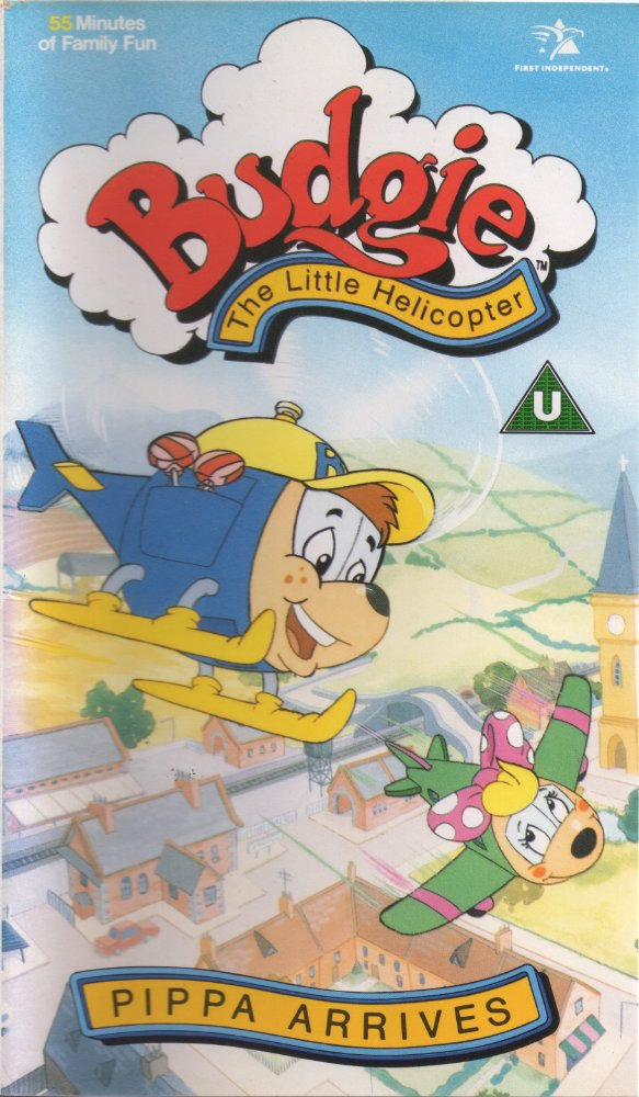 Budgie The Little Helicopter: Season 1