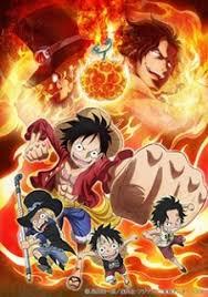 One Piece: Episode Of Sabo - 3 Kyoudai No Kizuna Kiseki No Saikai To Uketsugareru Ishi (sub)
