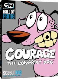 Courage The Cowardly Dog: Season 1
