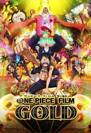 One Piece Film: Gold (sub)