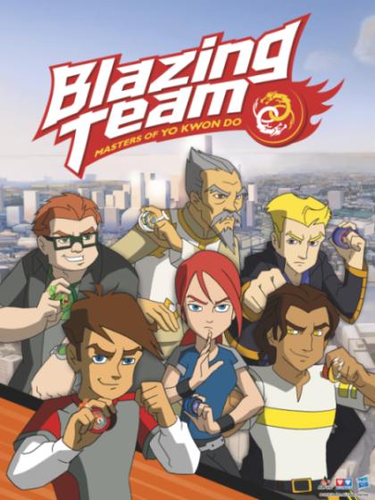 Blazing Team: Masters Of Yo Kwon Do: Season 1