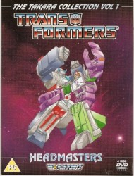 Transformers Headmasters (dub)