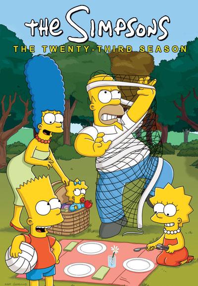The Simpsons: Season 23