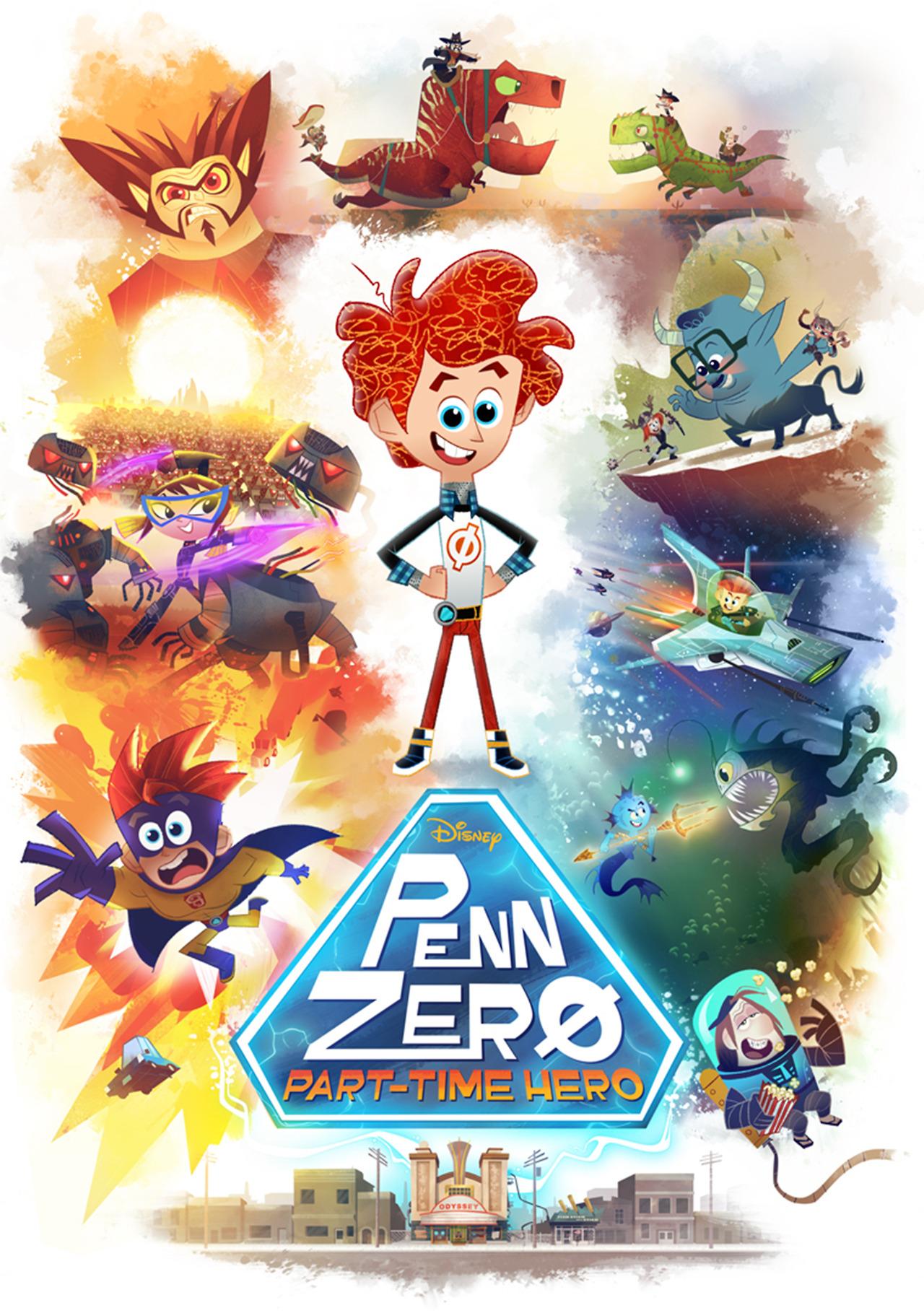 Penn Zero: Part-time Hero: Season 1