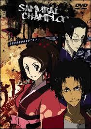 Samurai Champloo: Season 1