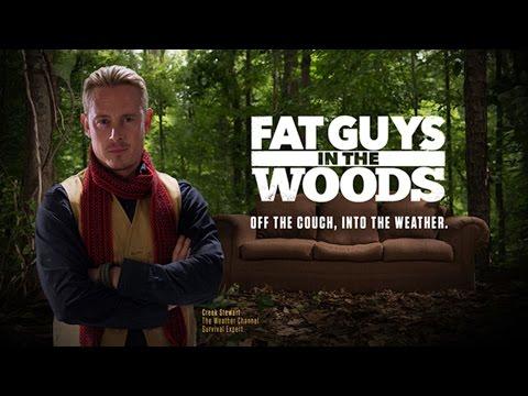 Fat Guys In The Woods: Season 2