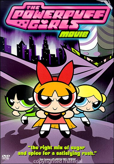The Powerpuff Girls Movie